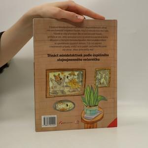 antikvární kniha Inspektor Fousek na stopě : třináct minidetektivek, 2012