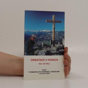 náhled knihy - Orientace v horách
