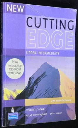 náhled knihy - Cutting edge; upper intermediate