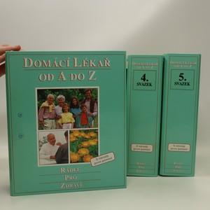 náhled knihy - Domácí lékař od A do Z (5 svazků, viz foto)