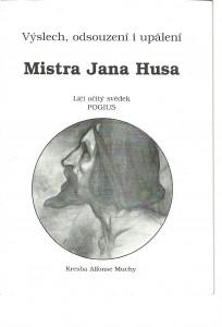 náhled knihy - Výslech, odsouzení a upálení Mistra Jana Husa