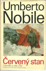 náhled knihy - Červený stan. Vzpomínky na sněhy a ohně