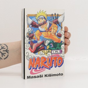 náhled knihy - Naruto. 1. díl, Naruto Uzumaki