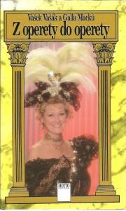 náhled knihy - Z operety do operety