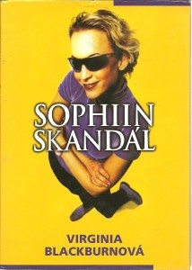 náhled knihy - Sophiin skandál