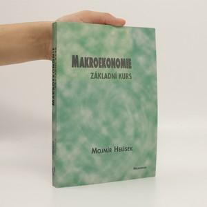 náhled knihy - Makroekonomie. Základní kurs.