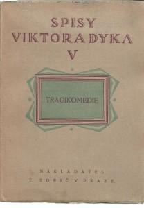 náhled knihy - Tragikomedie