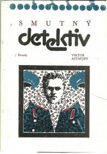 náhled knihy - Smutný detektiv