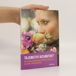 náhled knihy - Tajemství kosmetiky