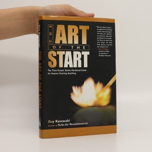 náhled knihy - The art of the start