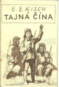 náhled knihy - Tajná Čína