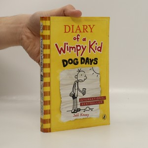 náhled knihy - Diary of a wimpy kid : Dog days