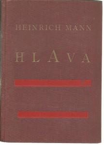 náhled knihy - Hlava