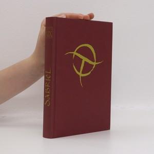 náhled knihy - Sabriel