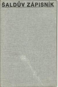náhled knihy - Šaldův zápisník VI. 1933 - 1934