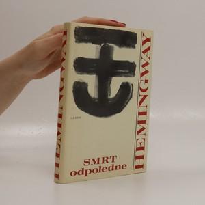 náhled knihy - Smrt odpoledne