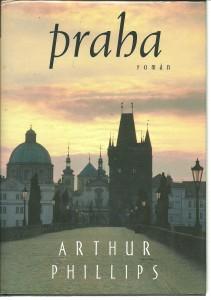 náhled knihy - Praha. Román