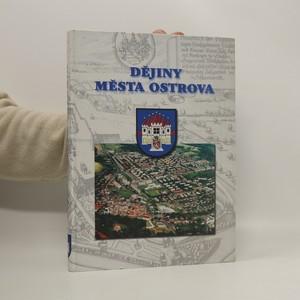 náhled knihy - Dějiny města Ostrova