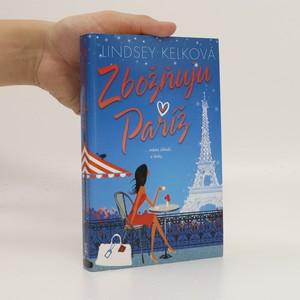 náhled knihy - Zbožňuju Paříž