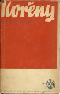náhled knihy - Kořeny