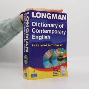 náhled knihy - Longman dictionary of contemporary English (s CD přílohou)