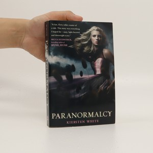 náhled knihy - Paranormalcy