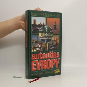 náhled knihy - Autoatlas Evropy. Mapy, rady, informace