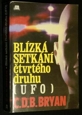 náhled knihy - Blízká setkání čtvrtého druhu (UFO)