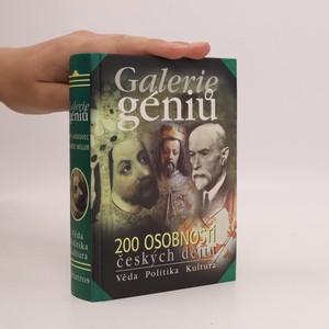 náhled knihy - Galerie géniů aneb Kdo byl kdo (je cítit lakem)