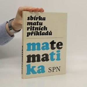 náhled knihy - Matematika : sbírka maturitních příkladů