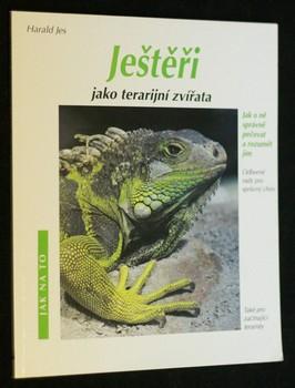 náhled knihy - Ještěři jako terarijní zvířata : jak o ně správně pečovat a rozumět jim : odborné rady pro správný chov, také pro začátečníky v