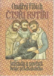 náhled knihy - Čtyři rytíři. Legendy a pověsti kraje prácheňského