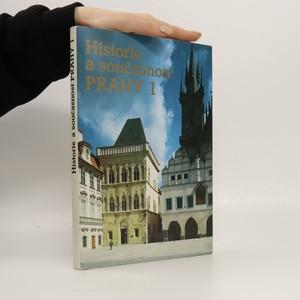 náhled knihy - Historie a současnost Prahy 1