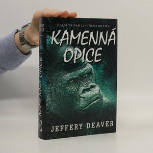 náhled knihy - Kamenná opice