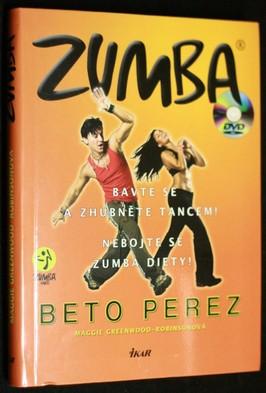 náhled knihy - Zumba : bavte se a zhubněte tancem! : nebojte se zumba diety !