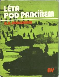 náhled knihy - Léta pod pancířem