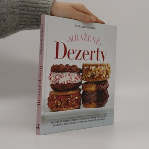 náhled knihy - Mražené dezerty