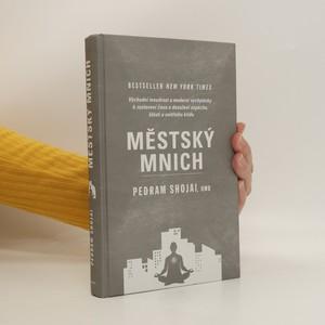 náhled knihy - Městský mnich