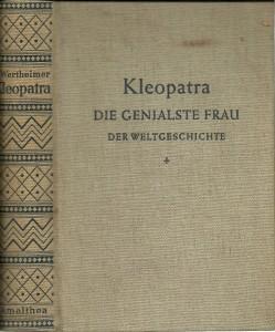 náhled knihy - Kleopatra. Die genialste Frau der Weltgeschichte