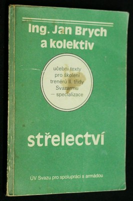 náhled knihy - Střelectví