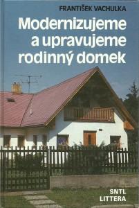 náhled knihy - Modernizujeme a upravujeme rodinný domek