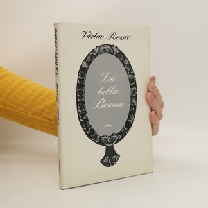 náhled knihy - La bella Boema (česky)