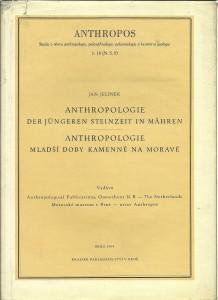 náhled knihy - Anthropologie der jüngeren Steinzeit in Mähren. Anthropologie mladší doby kamenné na Moravě