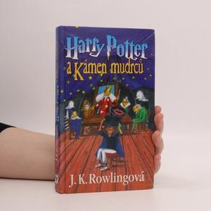 náhled knihy - Harry Potter a Kámen mudrců (dotisk 1. vydání)