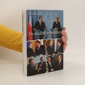 náhled knihy - Ve službě republice