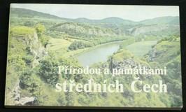 náhled knihy - Přírodou a památkami středních Čech