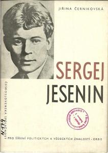 náhled knihy - Sergej Jesenin
