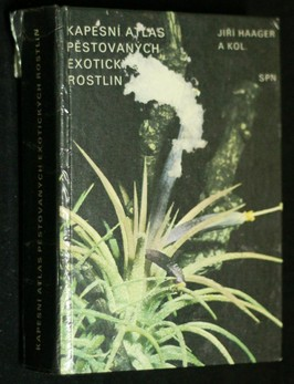 náhled knihy - Kapesní atlas pěstovaných exotických rostlin
