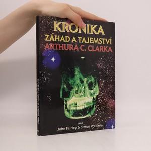 náhled knihy - Kronika záhad a tajemství Arthura C. Clarka (zvlněné stránky)