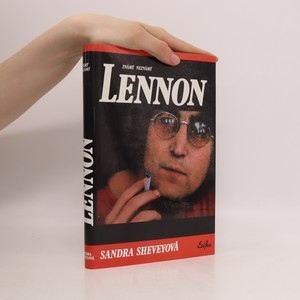 náhled knihy - Lennon známý neznámý